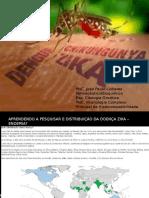 Palestra DENGUE, CHIKUGUNYA E ZIKA