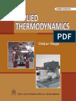 Thermodynamics by-Onkar Singh
