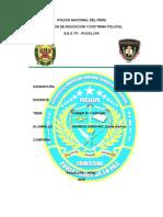Policia Nacional Del Perú