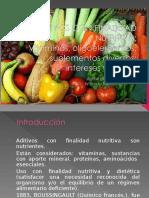 Sesion Aditiv c Finalid Nutrit