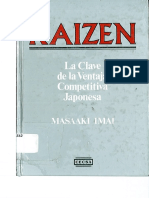 Libro Kaizen Calidad