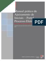 Manual de Ajuizamento Eletronico 07 2014