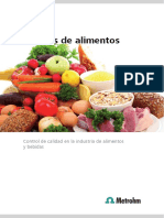 Analisis de Alimentos