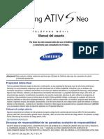 Att Sgh-i187 Ativ s Neo Spanish