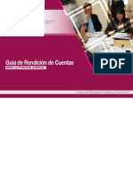 GUIA DE RENDICIÓN DE CUENTAS PARA LA FUNCIÓN JUDICIAL