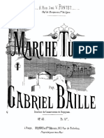 -GBaille Marche Turque Op.43
