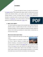 Formas de Produccion Minera