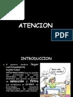 Atencion y Alteraciones de La Atencion