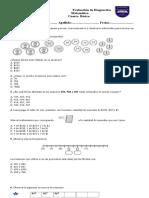 4ºB_Prueba diagnostico_Matemática 2015.doc