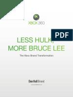 Xbox Brand Transformation
