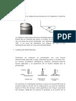 Informe Ensayo de Dureza