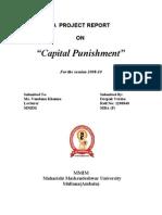 Capital Punishmet