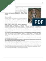 Teodora Famosa Prostituta Romana en Tiempos de Constantinopla Chipre Sinonimo Meretris