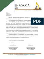 Informe Tecnico Estacion Urb. Venezuela - Copia - Copia