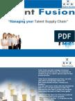 Talent Fusion Profile