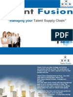 Talent Fusion Profile