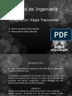 Integral Trapezoidal