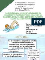 diapositivas proyecto biomecanica