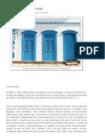 O Coxo Da Porta Formosa