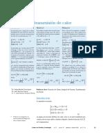 Ecuación de Transmisión de Calor - Ensayos (ES-En-FR)