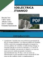 Hidroelectrica Ituango