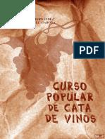 Curso Popular de Cata de Vinos - Martínez y Ruiz