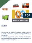 2.- Tipos de Marketing