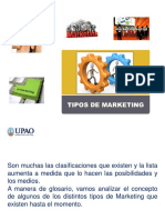 2.- Tipos de Marketing