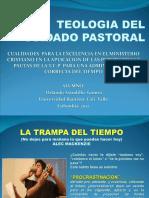 La Trampa Del Tiempo Teologia Del Cuidado Pastoral