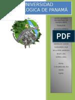 Trabajo de Ecología - Crecimiento Demográfico