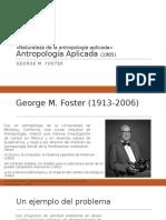 Antropología Aplicada (1985)
