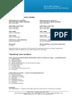 Embedde Antennen Katalog