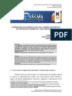 Vision Integrada Enfoques Teoricos Metodologicos