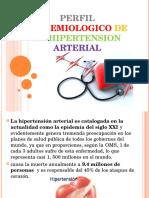 PERFIL EPIDEMIOLOGICO DE LA HIPERTENSION ARTERIAL EN MUJERES.ppt