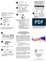 SLB 2010 Automated Elections Guide for Voters (in Filipino)