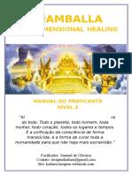 Shamballa Multidimensional Healing Nível 2
