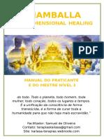Shamballa Multidimensional Healing Nível 3