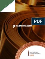 Paranapanema_Relatório de Sustentabilidade 2015_C6