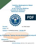 Trabajo de Alimentos Procesados Por IonizacionNutricion II Parcial