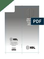 40452 Manual VideoPort HDL VPI AZ