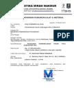 Surat Dukungan Alat Dan Bahan M3 Pasar Tayu