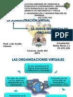 La Administracion Virtual