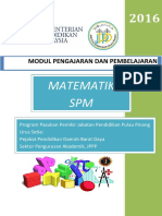 Cover Modul Mat Spm