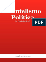 Clientelismo Político