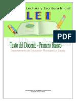 Texto Del Docente - Primero Basico