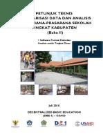 Petunjuk Teknis Inventarisasi Data Dan A