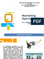 Marketing Opera Tivo