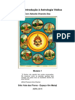 Introdução à Astrologia Védica