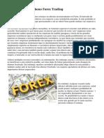 5 estrategias para bono Forex Trading