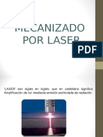Mecanizado Por Rayo Laser